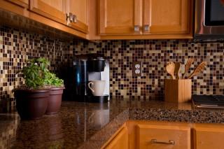 Top 5 màu Granite trang trí phòng bếp