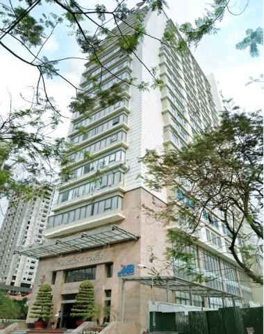 Thang Long tower