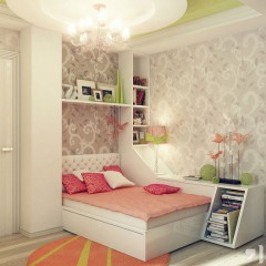Gợi ý cách trang trí phòng ngủ trẻ em